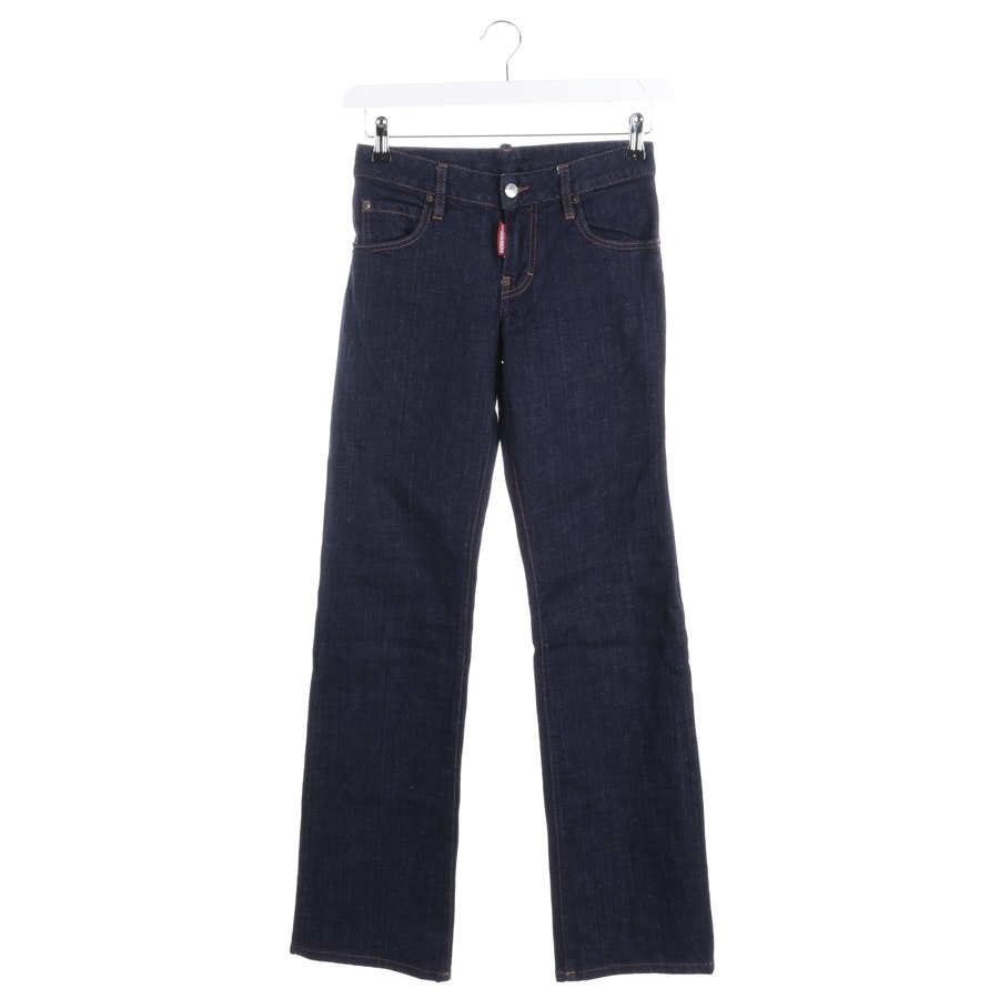 jeans from Dsquared in dark blue size 32 IT 38
