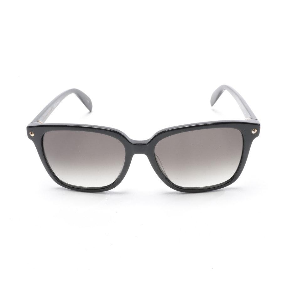 Sonnenbrille von Alexander McQueen in Schwarz AM0071S Neu