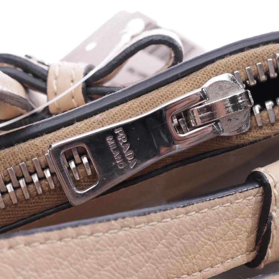 Handtasche von Prada in Hellbraun