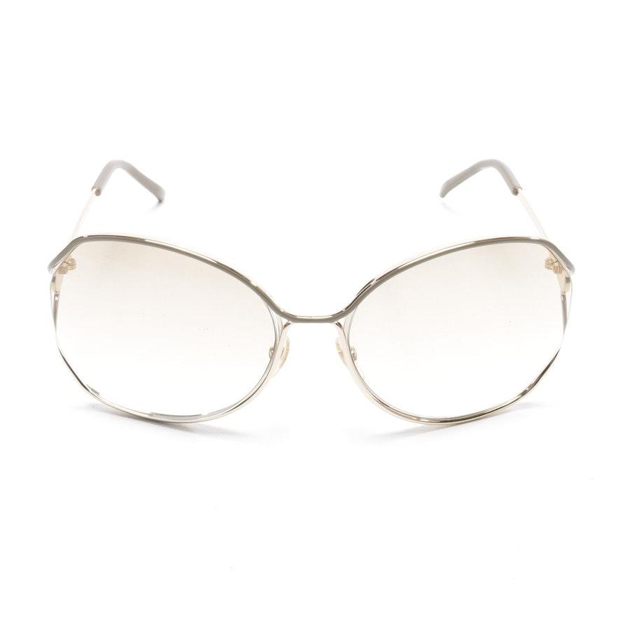 Sonnenbrille von Gucci in Gold GG 2846/S