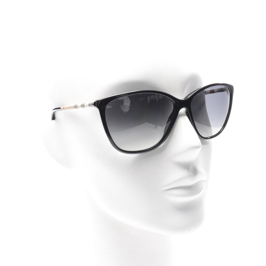 Sonnenbrille von Burberry in Schwarz und Mehrfarbig B4117