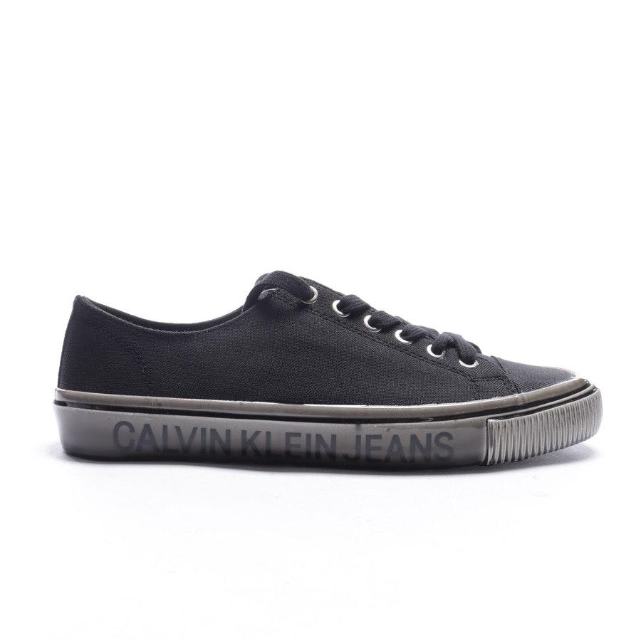 Sneaker von Calvin Klein in Schwarz und Grau Gr. EUR 40 Neu