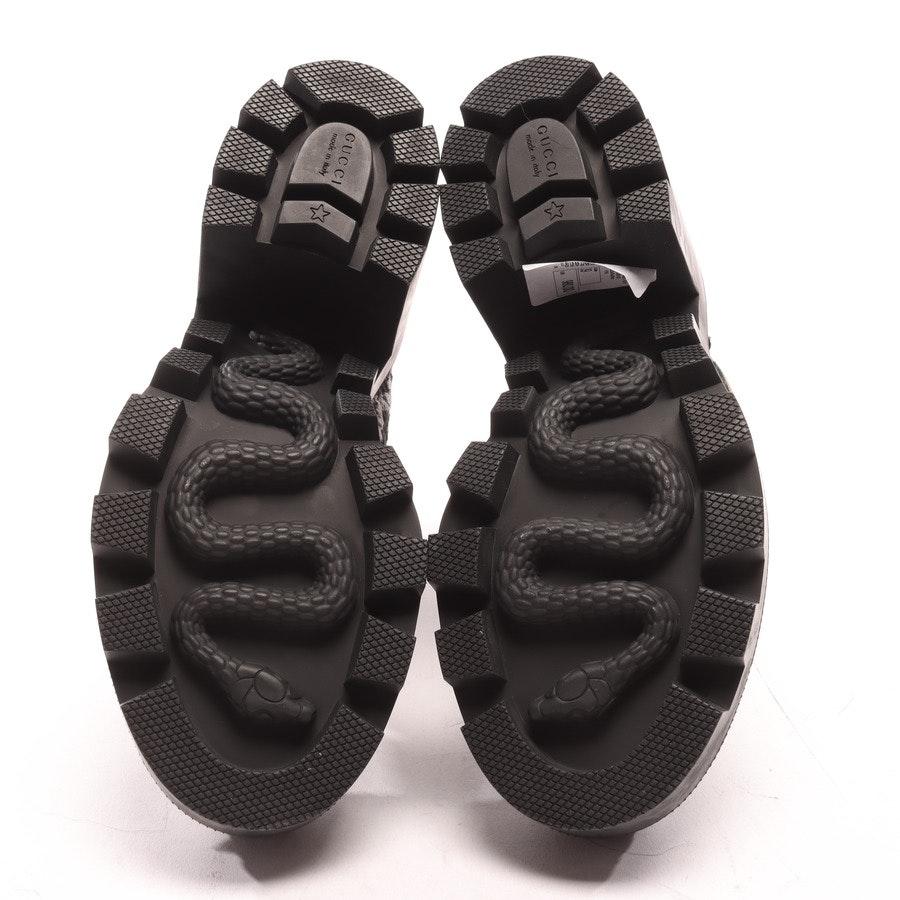 Stiefeletten von Gucci in Schwarz und Weiß Gr. EUR 39 Neu