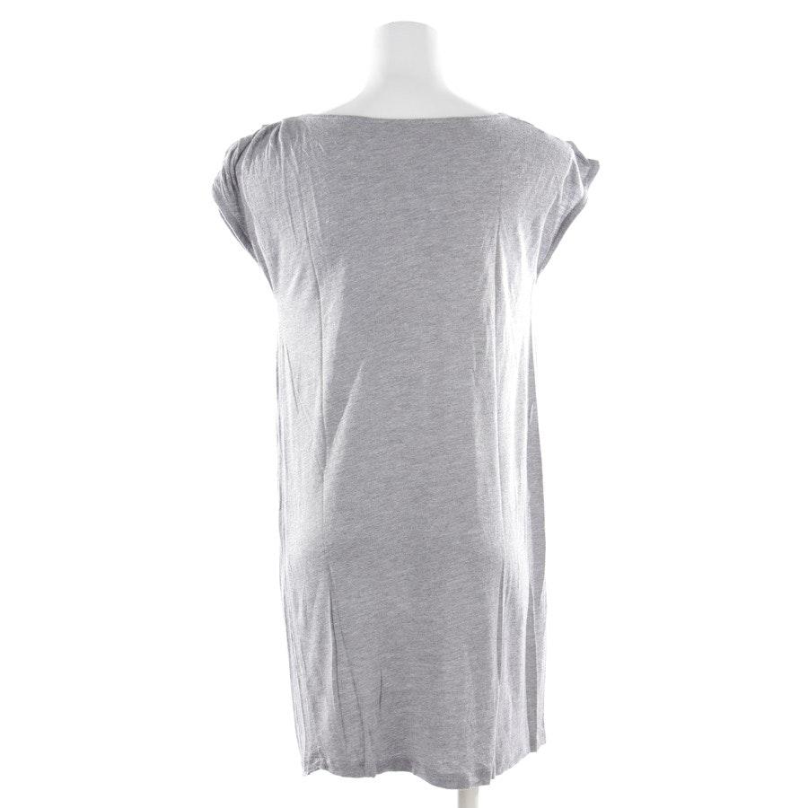 Kleid von Bloom in Grau meliert Gr. 34