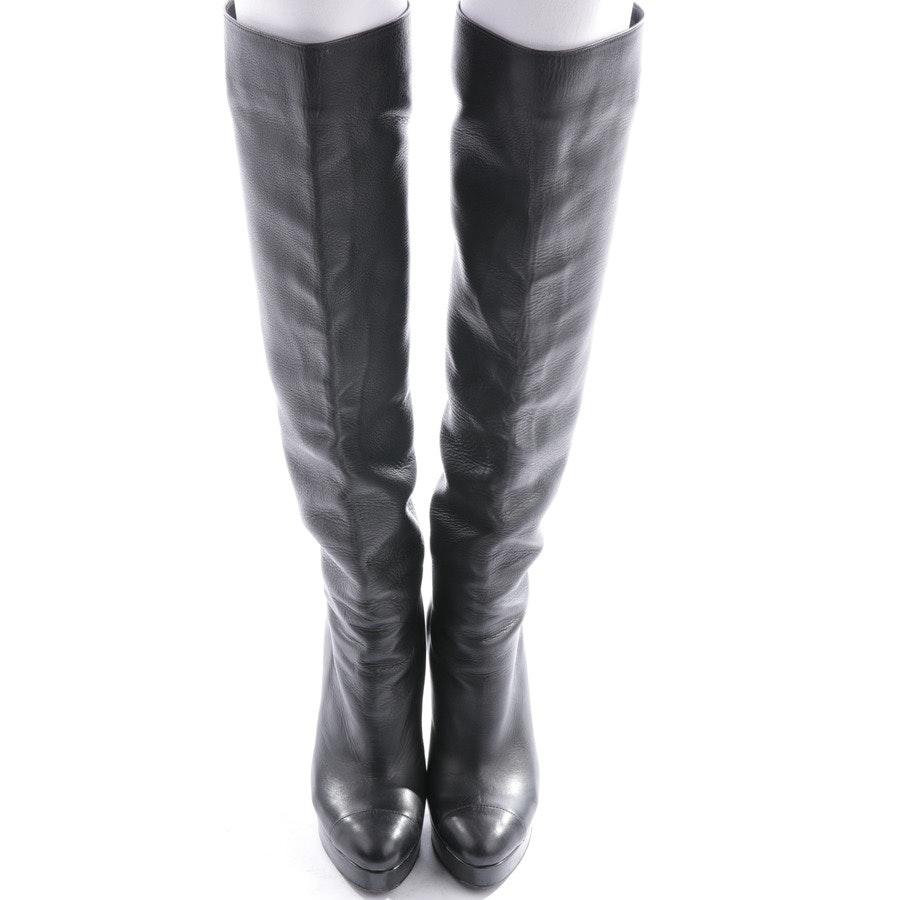 Stiefel von Chanel in Schwarz Gr. EUR 39