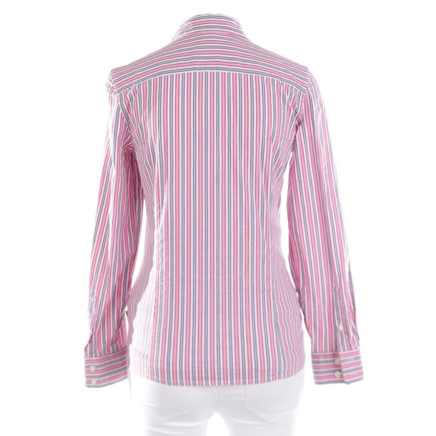Bluse von Bogner in Pink und Mehrfarbig Gr. 36