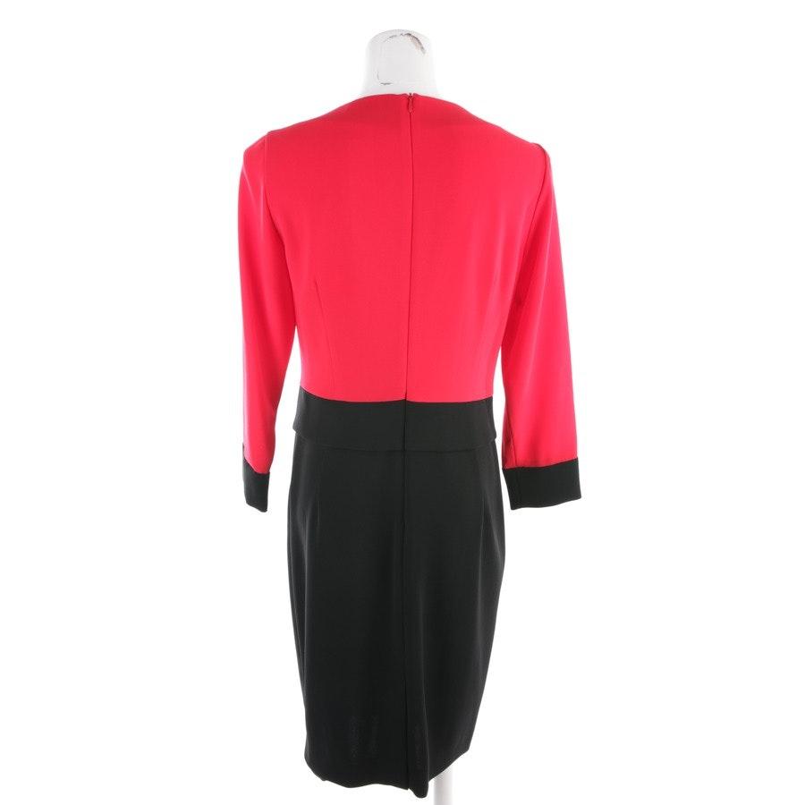 Kleid von Riani in Rot und Schwarz Gr. 38