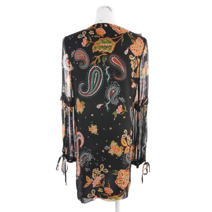 Kleid von Liu Jo in Schwarz und Mehrfarbig Gr. 34 IT 40