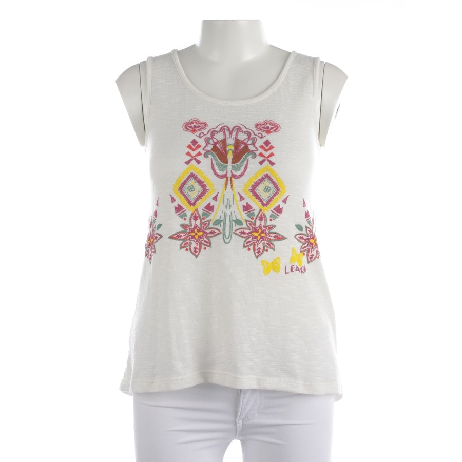 shirts / tops from Desigual in cream white and multicolor size S
