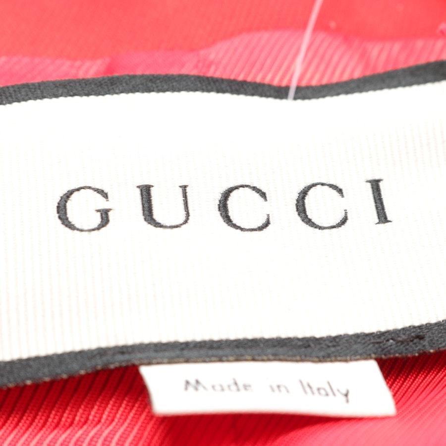 Cocktailkleid von Gucci in Rot Gr. 34 IT 40 Neu