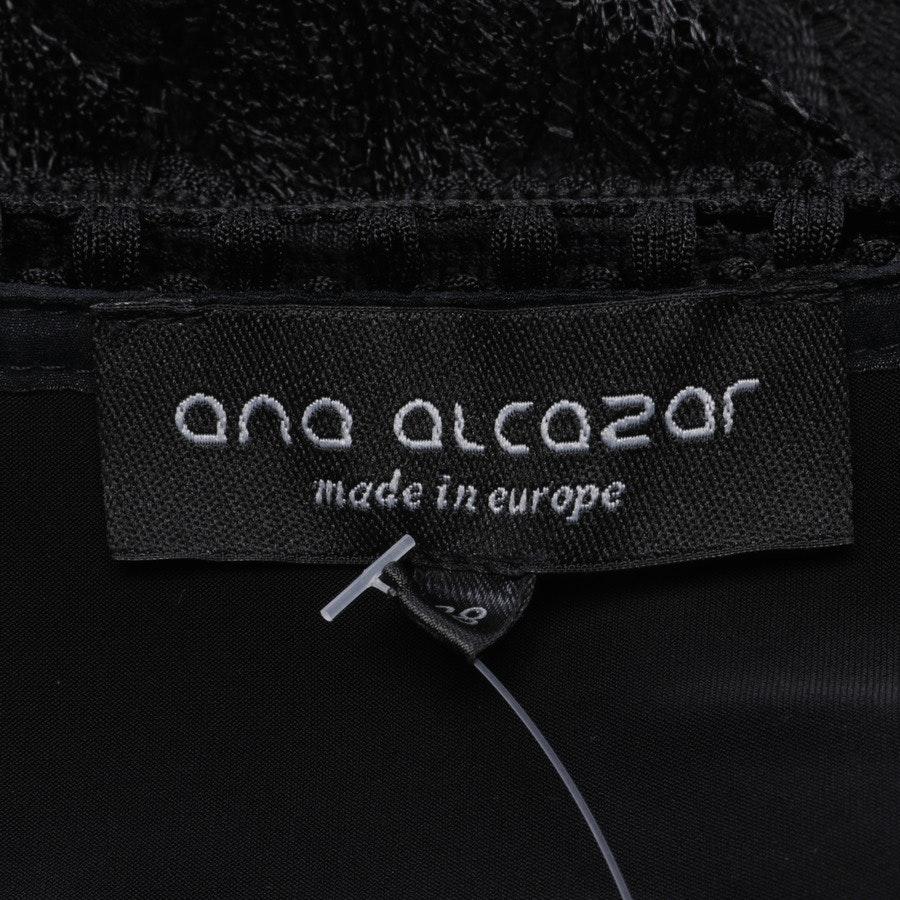 Spitzenkleid von Ana Alcazar in Schwarz Gr. 36