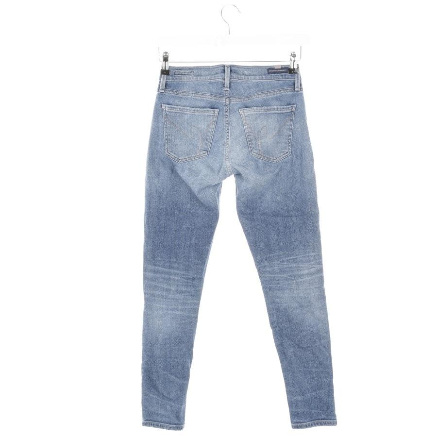 Jeans von Citizens of Humanity in Königsblau Gr. W26