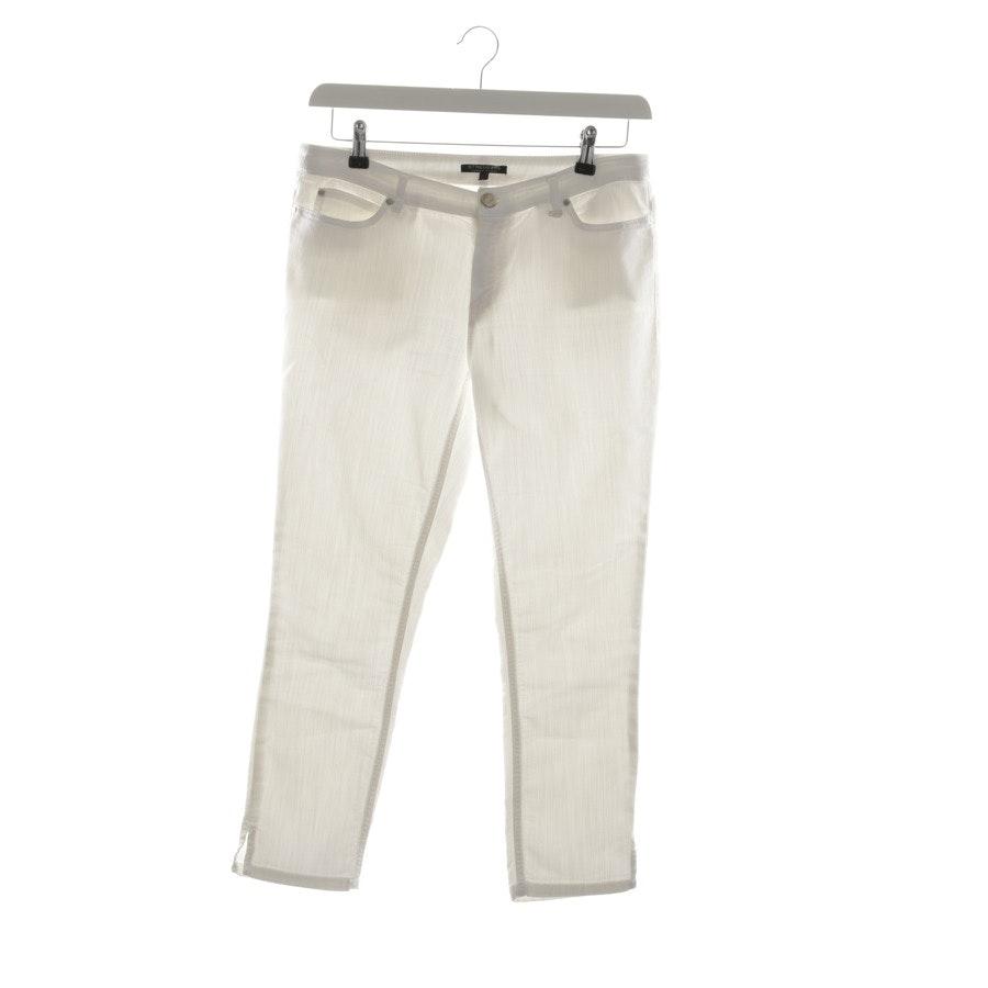 Jeans von Strenesse in Weiß Gr. 38