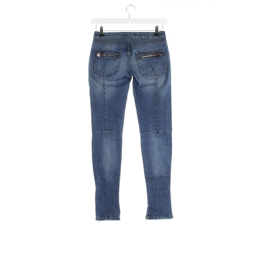 Jeans von Pierre Balmain in Blau Gr. W25