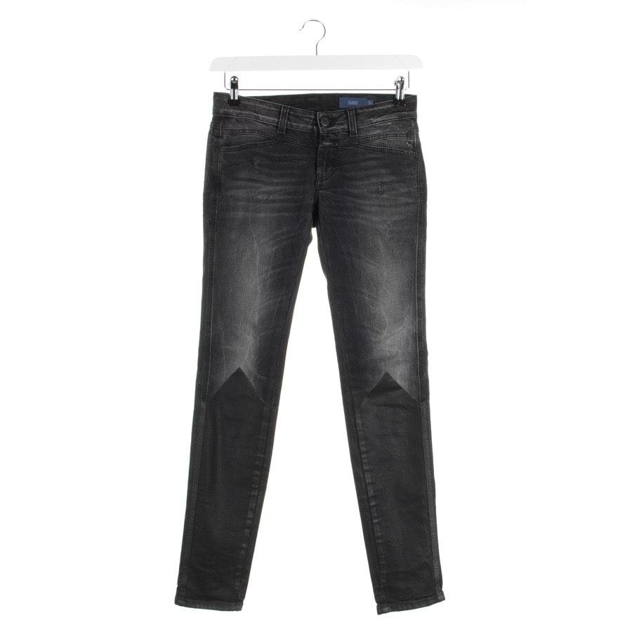 Jeans von Closed in Schwarz Gr. W25 - Pedal Star