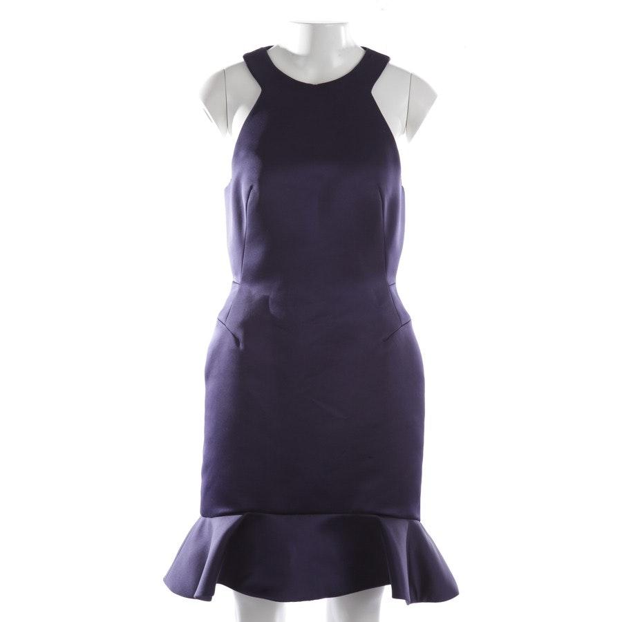 Kleid von Alexander McQueen in Nachtblau Gr. 36 IT 42