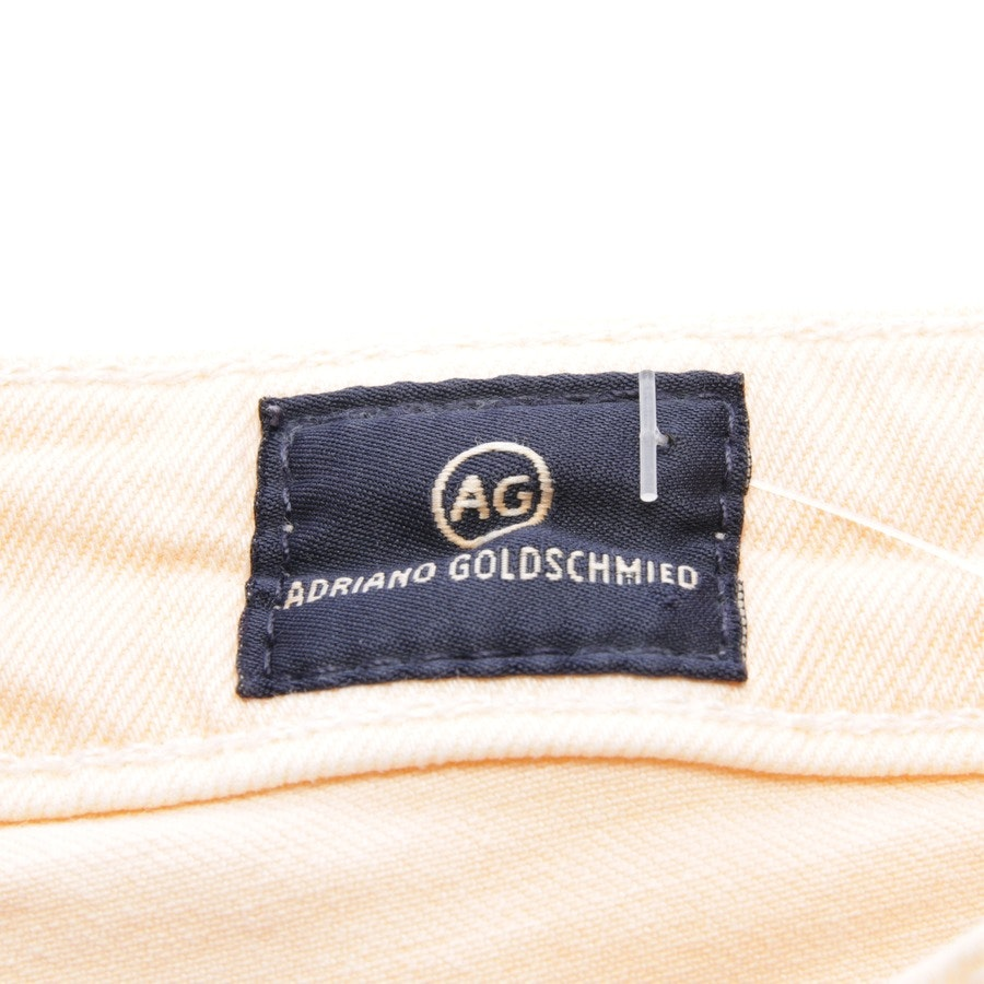 Jeans von AG Jeans in Apricot Gr. W26