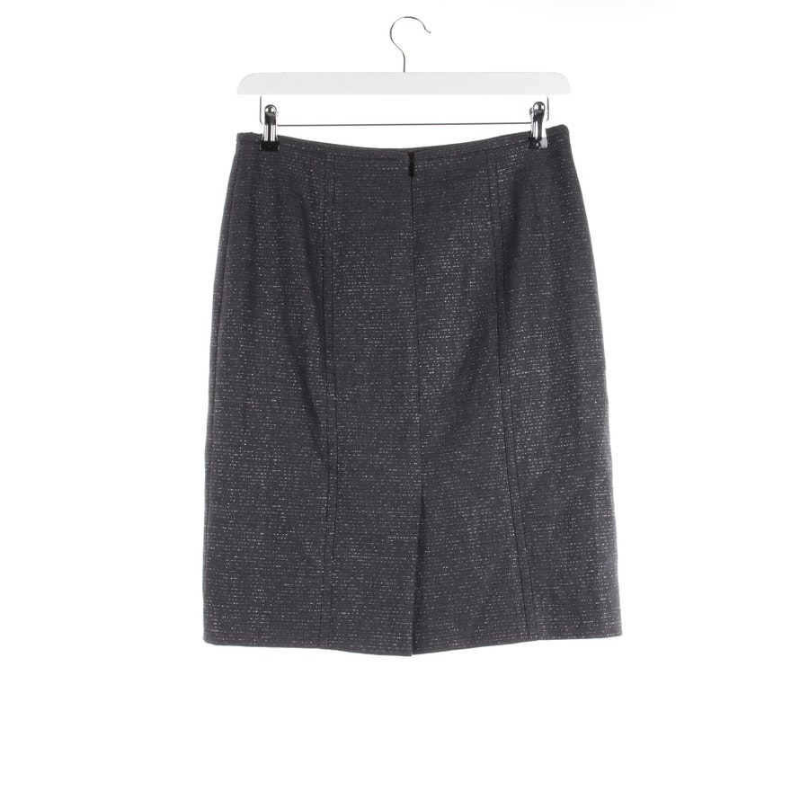 skirt from Hugo Boss Black Label in dark grey and silver size 38