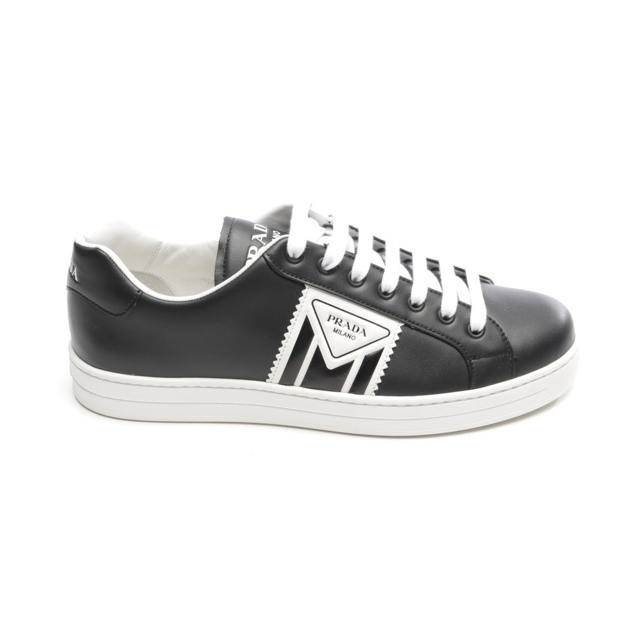 athletic shoes from Prada Linea Rossa in Black and White size EUR 40 2/3 UK 7