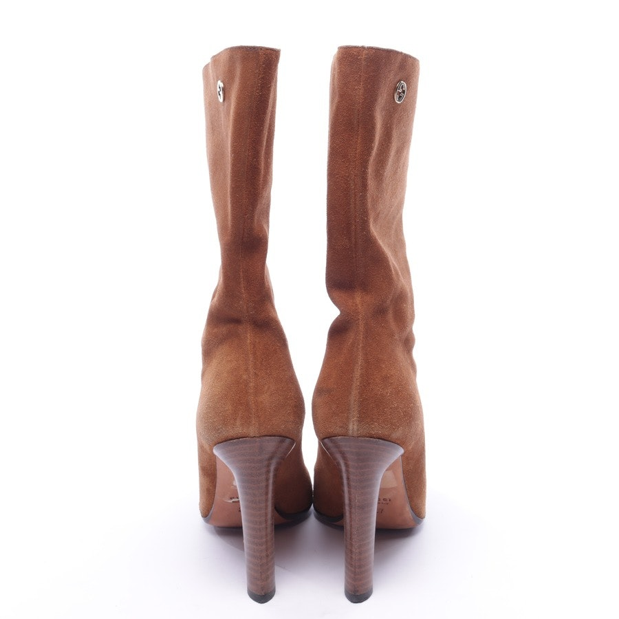 Boots from Gucci in Cognac size EUR 37