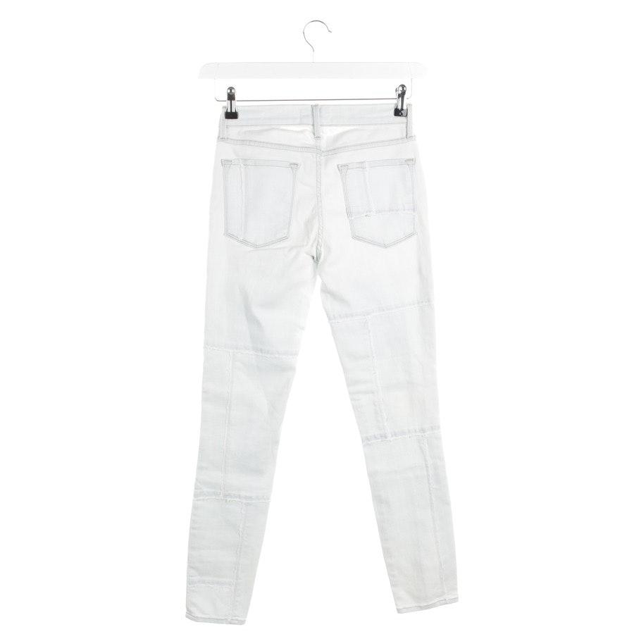 Jeans von Frame in Hellblau Gr. W26