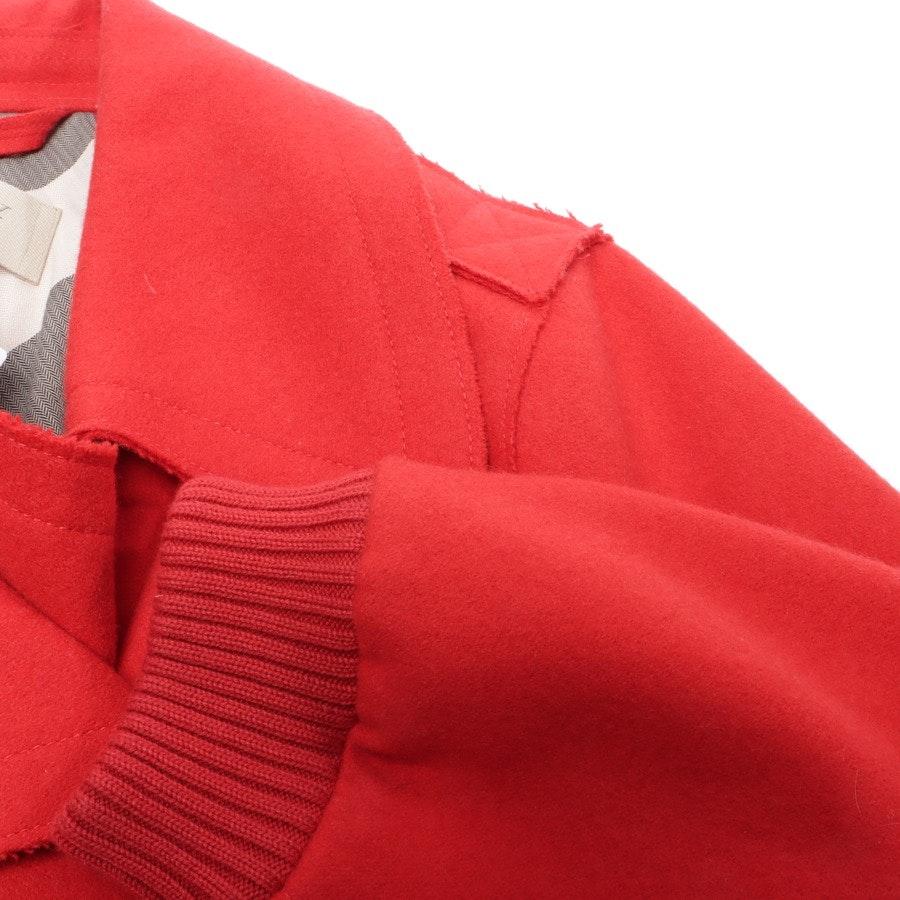 Jacke von Burberry Brit in Rot Gr. 32 UK 6