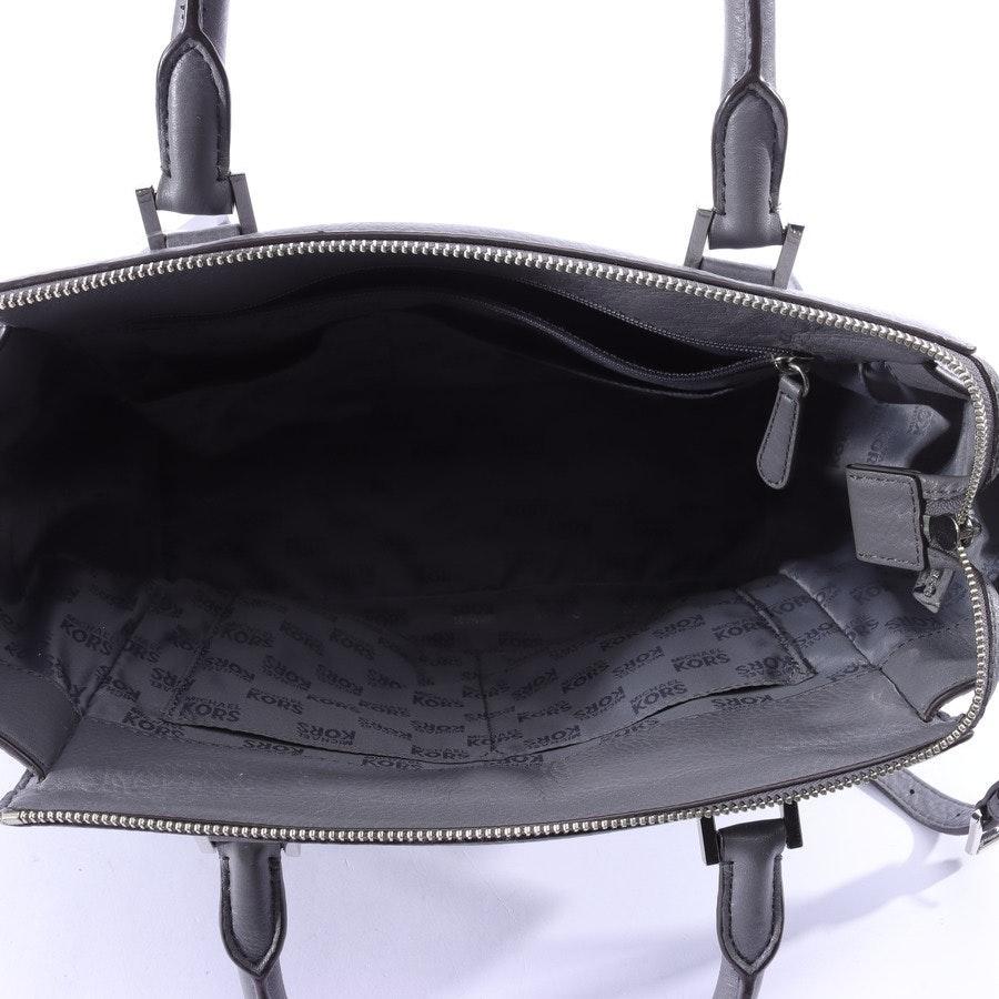 Handtasche von Michael Kors in Hellgrau und Silber