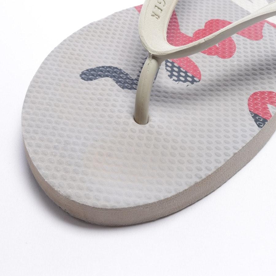 Sandalen von Tommy Hilfiger in Hellgrau und Mehrfarbig Gr. EUR 44