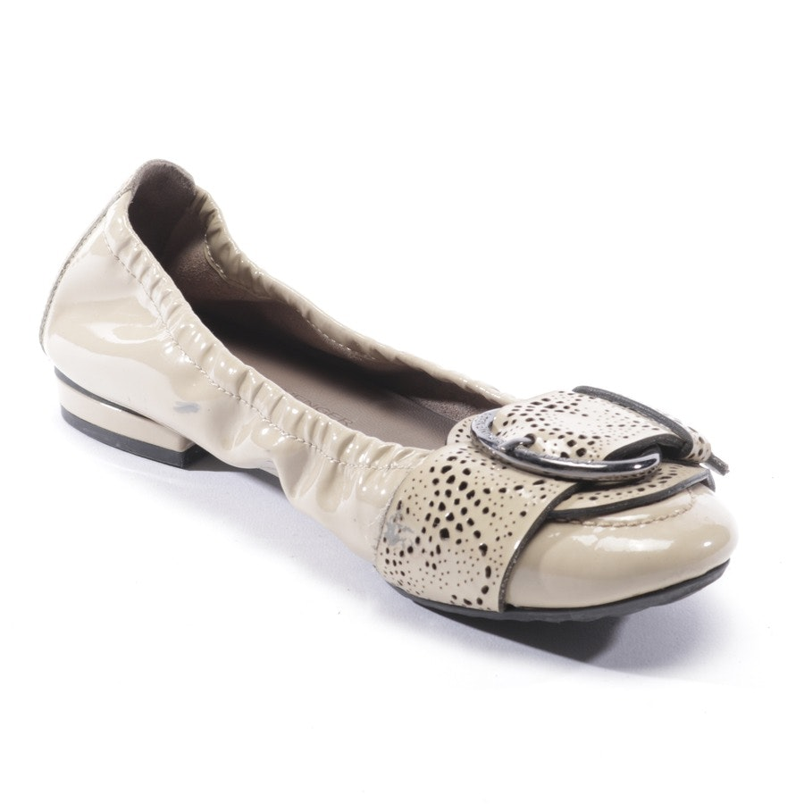 Ballerinas von Kennel & Schmenger in Beige Gr. D 36 UK 3,5