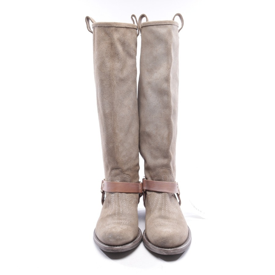 boots from Twin Set in beige size D 37