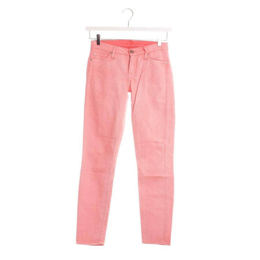 Jeans von 7 for all mankind in Pink Gr. W25