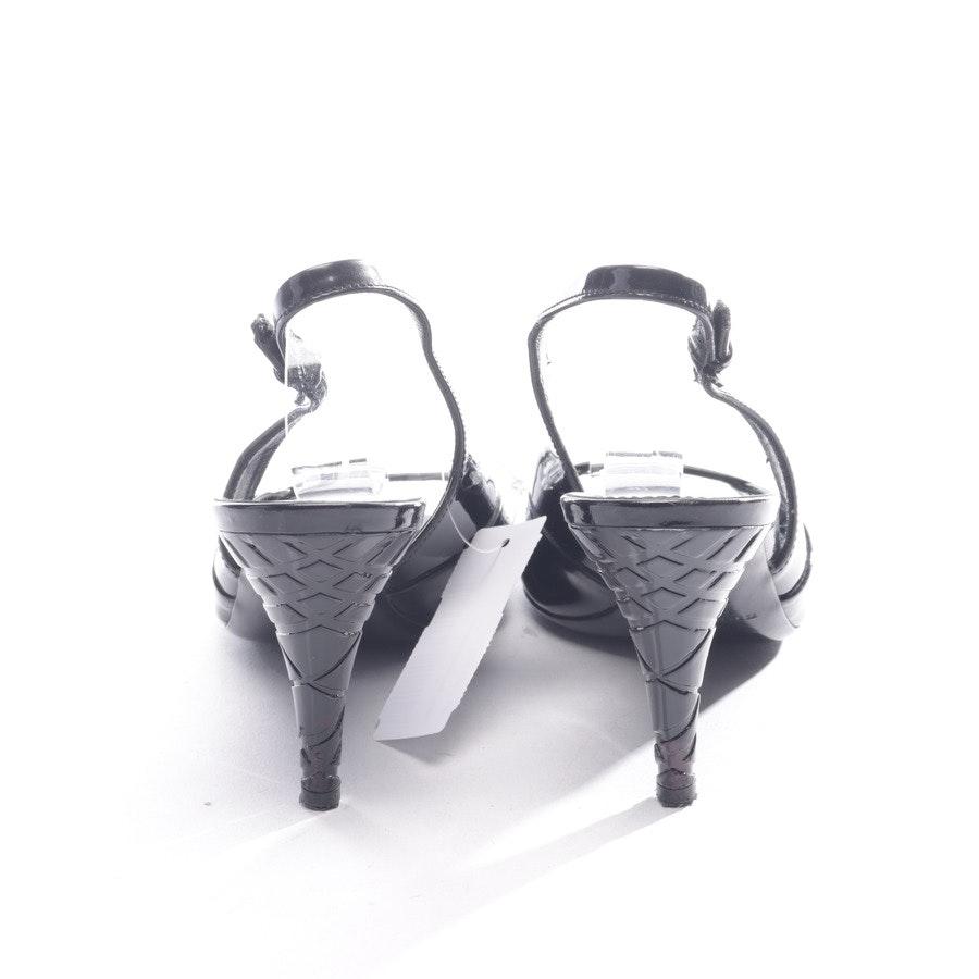 Sandaletten von Burberry in Schwarz Gr. EUR 38