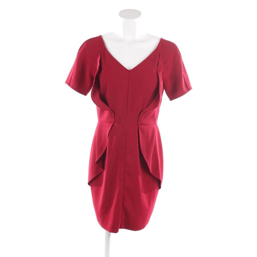 dress from Karen Millen in bordeaux size L