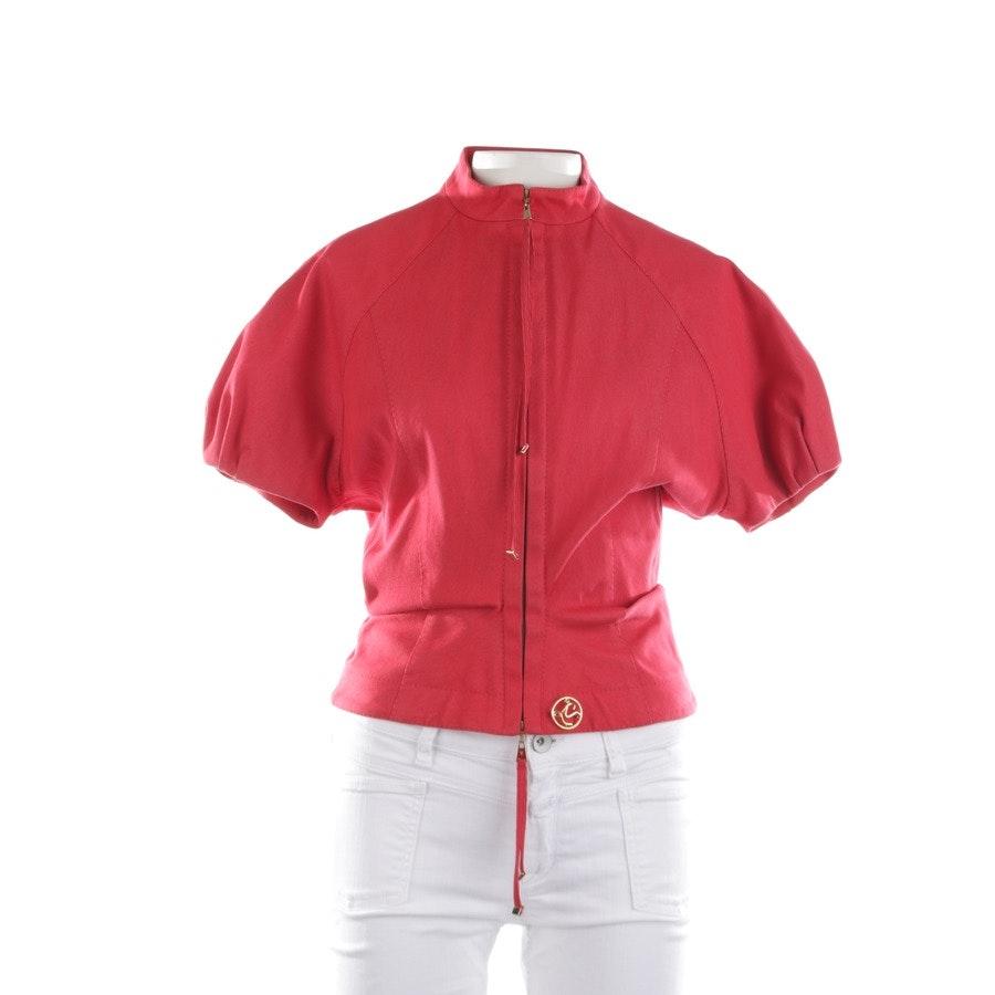 Übergangsjacke von Louis Vuitton in Rot Gr. 40 FR 42