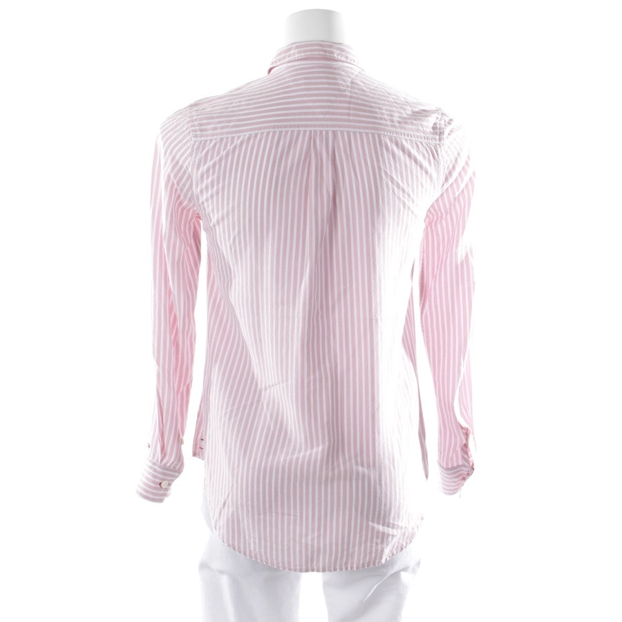 blouses & tunics from Tommy Hilfiger Denim in tard pink and white size XS