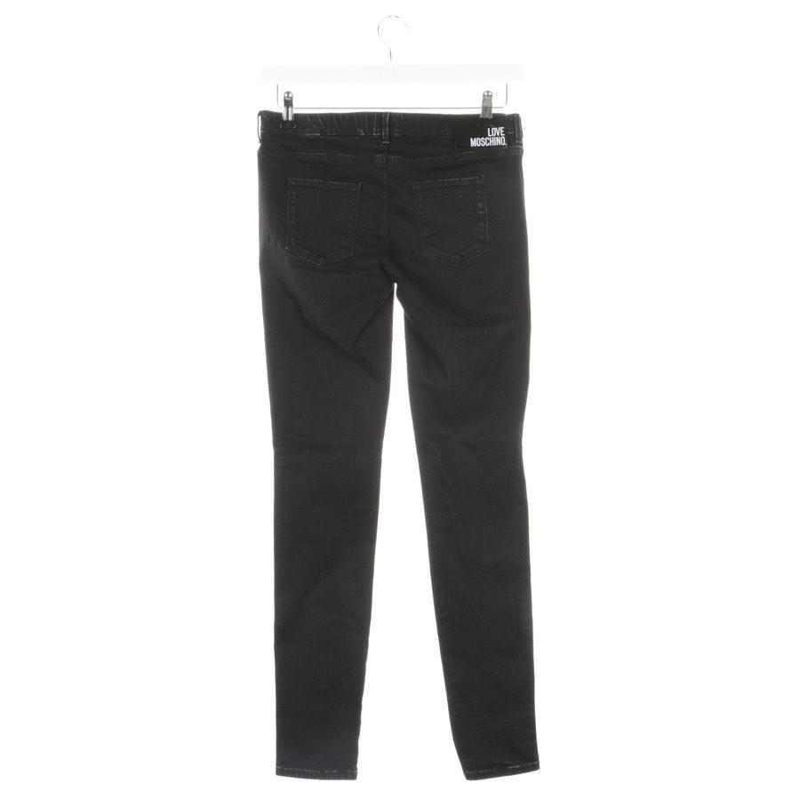 Jeans von Love Moschino in Schwarz Gr. W30