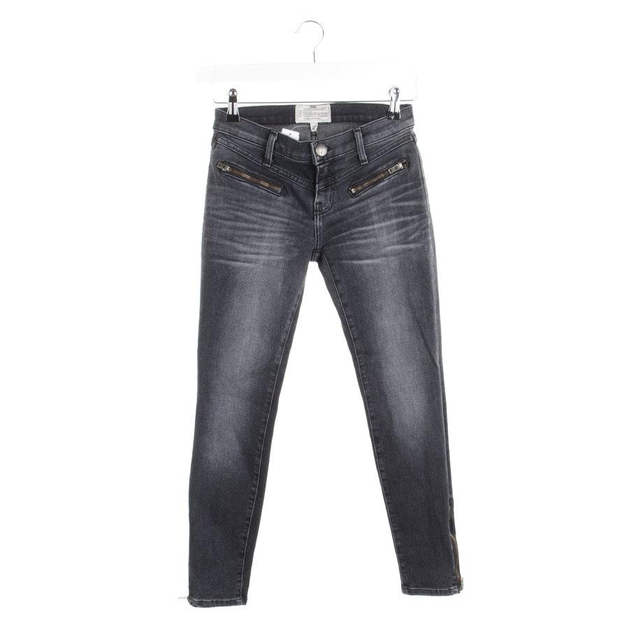 Jeans von Current/Elliott in Schwarz Gr. W25