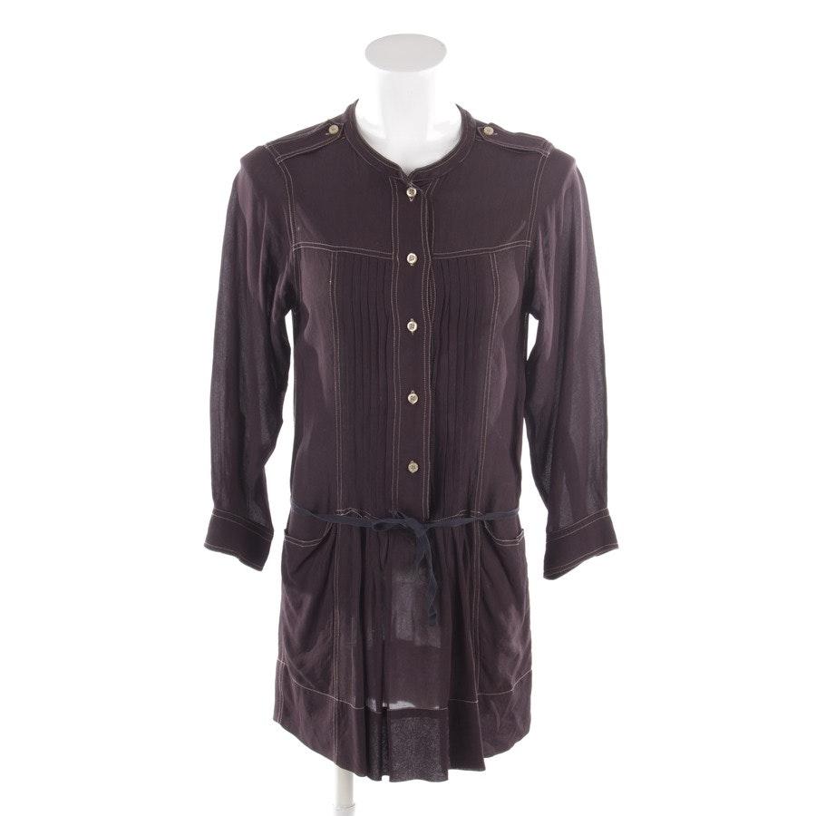 Blusenkleid von Isabel Marant Étoile in Dunkelbraun Gr. 36