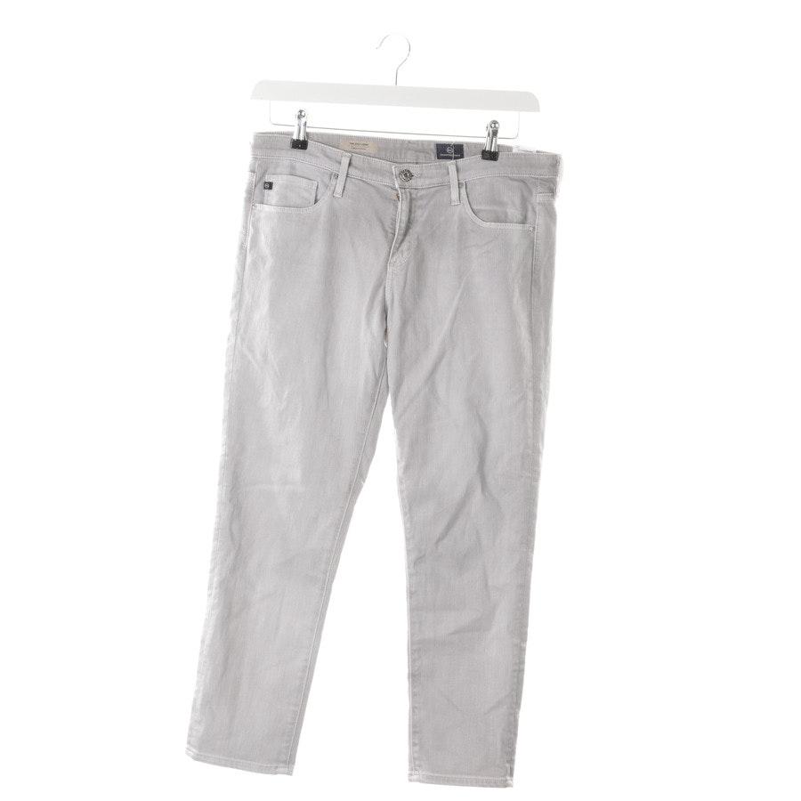Jeans von AG Jeans in Hellgrau Gr. W31