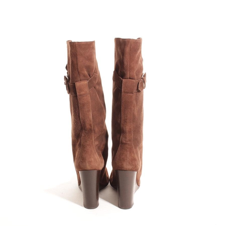 Stiefel von Balenciaga in Braun Gr. D 38