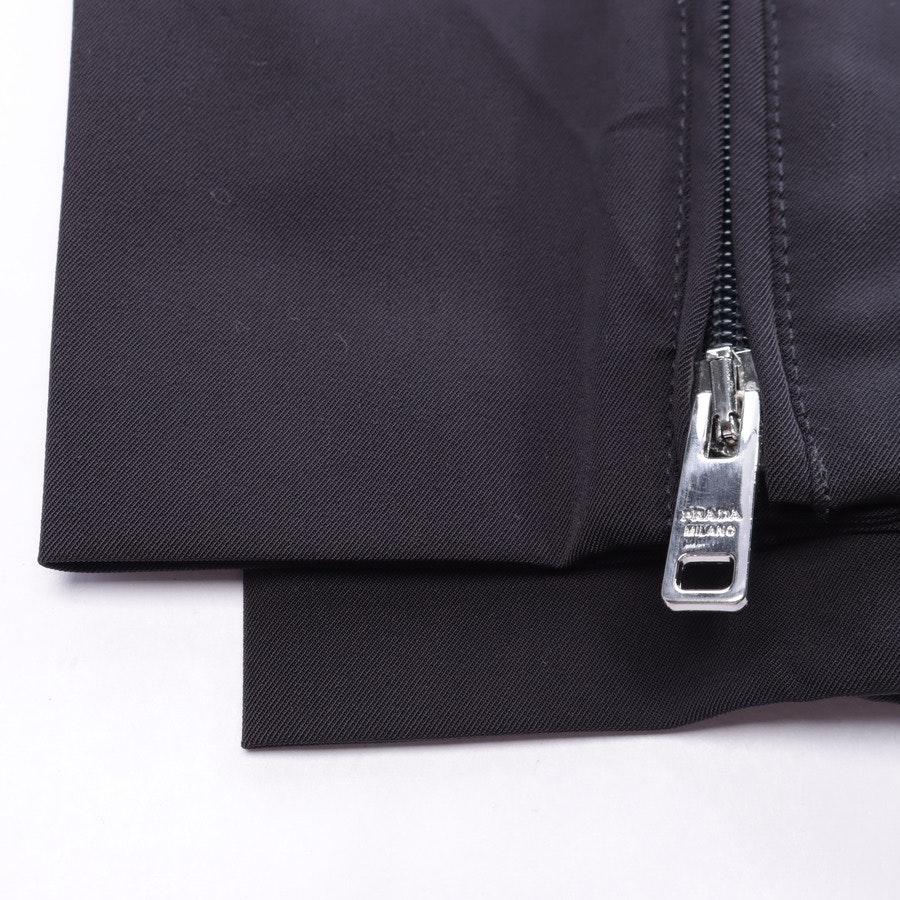 Trousers from Prada in Black size 50 Neu