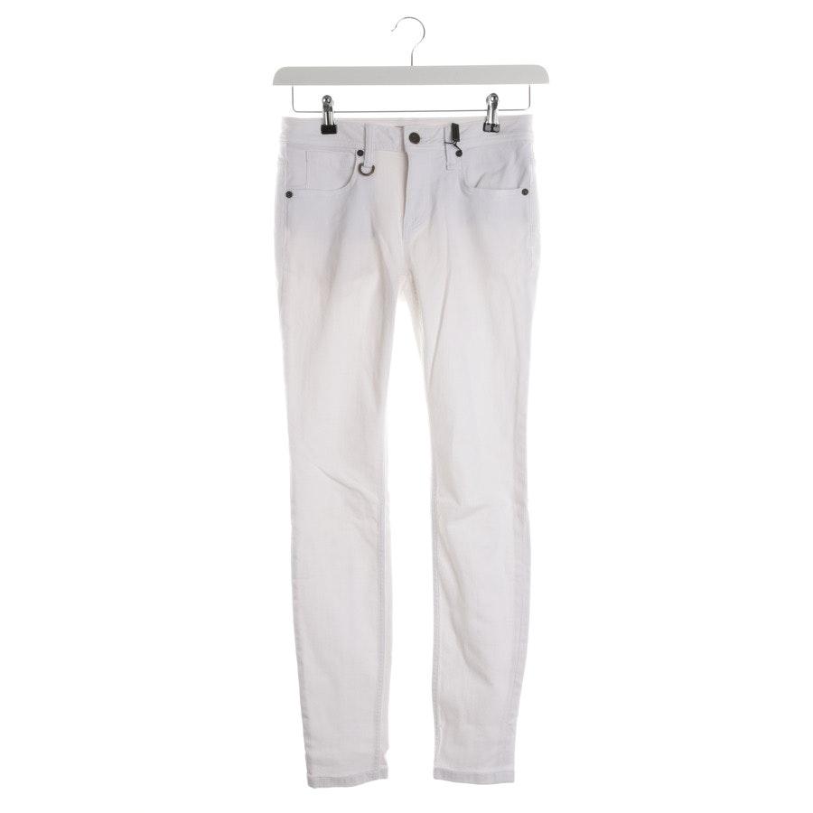 Jeans von Burberry Brit in Weiß Gr. W27 Neu