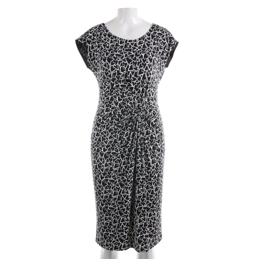 Kleid von Laurèl in Schwarz und Weiß Gr. 38