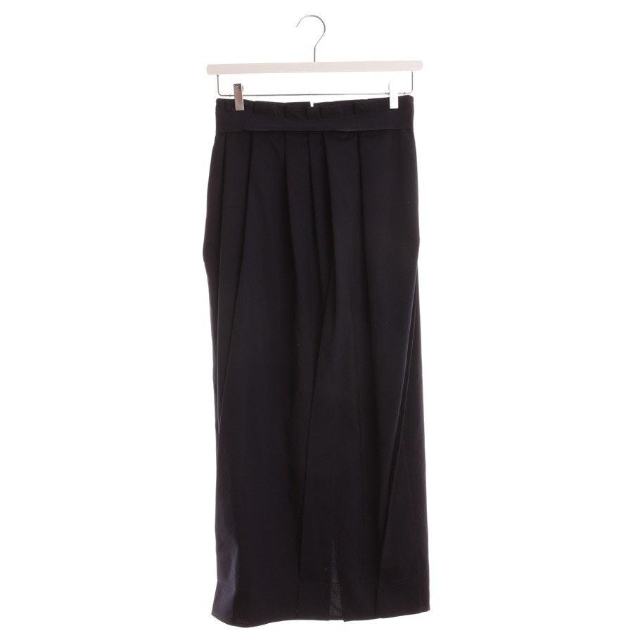 skirt from Gianfranco Ferré in blue size DE 34 IT 40