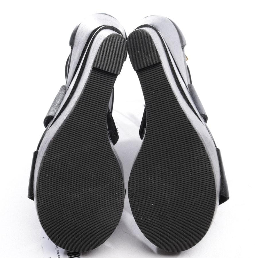 heeled sandals from Diane von Furstenberg in black size D 36