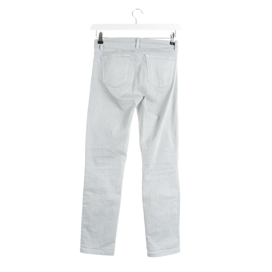 Jeans von J Brand in Hellblau Gr. W27 - Cropped Rail