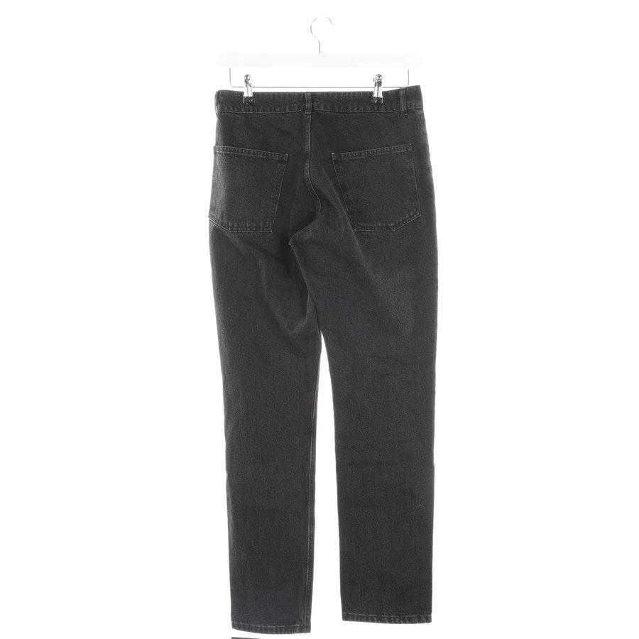 Jeans von Balenciaga in Dunkelgrau Gr. 40 FR 42 Neu