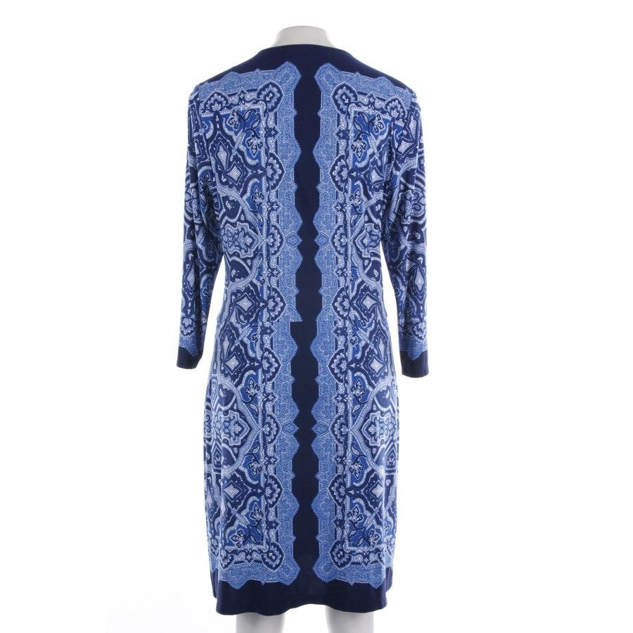Kleid von Joseph Ribkoff in Blau Gr. 38