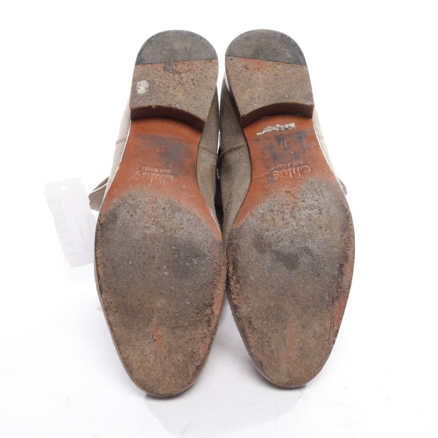 Stiefeletten von Chloé in Sand Gr. EUR 37