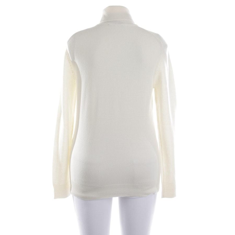 Kaschmirpullover von Dolce & Gabbana in Weiß Gr. 36 IT 42